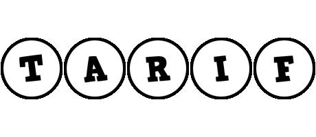 Tarif handy logo
