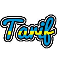 Tarif sweden logo