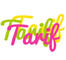 Tarif sweets logo