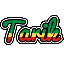 Tarik african logo