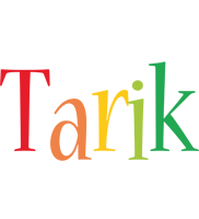 Tarik birthday logo