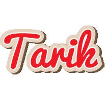 Tarik chocolate logo