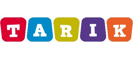 Tarik daycare logo
