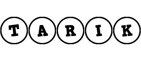 Tarik handy logo