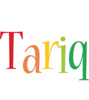Tariq birthday logo