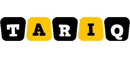 Tariq boots logo