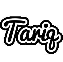Tariq chess logo