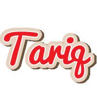 Tariq chocolate logo