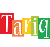 Tariq colors logo
