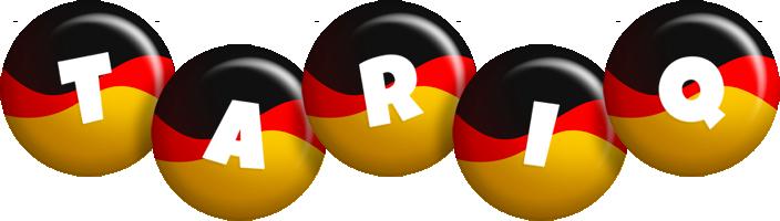 Tariq german logo