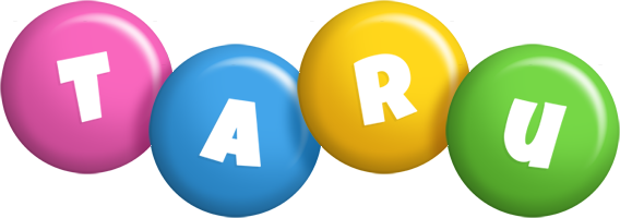 Taru candy logo