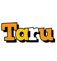 Taru cartoon logo
