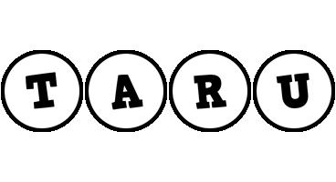 Taru handy logo