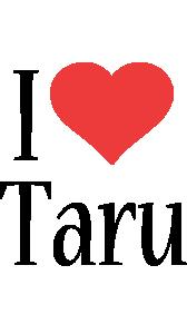 Taru i-love logo