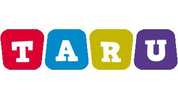 Taru kiddo logo