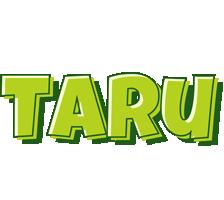 Taru summer logo
