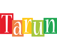 Tarun colors logo