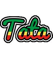 Tata african logo