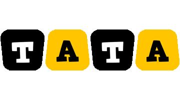 Tata boots logo