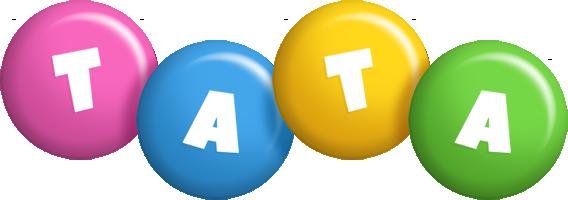 Tata candy logo