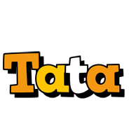 Tata cartoon logo
