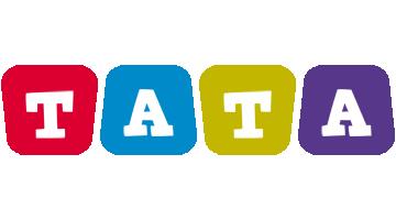 Tata daycare logo