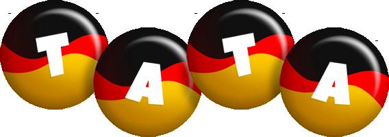 Tata german logo