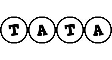 Tata handy logo