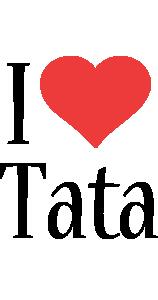 Tata i-love logo