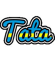Tata sweden logo