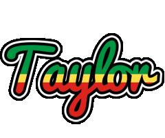 Taylor african logo