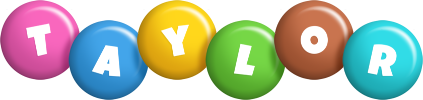 Taylor candy logo