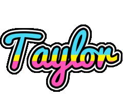 Taylor circus logo