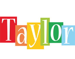 Taylor colors logo