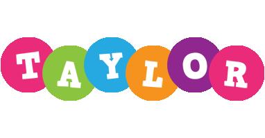 Taylor friends logo