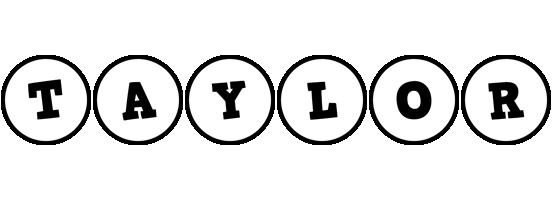Taylor handy logo