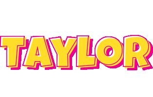 Taylor kaboom logo