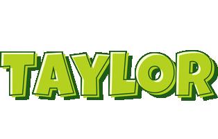 Taylor summer logo