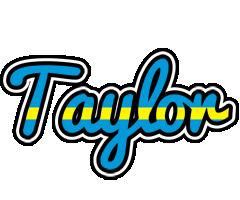 Taylor sweden logo