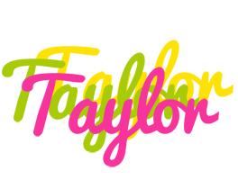 Taylor sweets logo