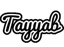 Tayyab chess logo