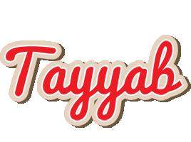 Tayyab chocolate logo