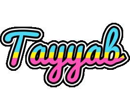 Tayyab circus logo