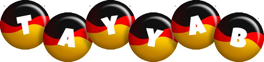 Tayyab german logo
