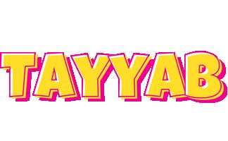 Tayyab kaboom logo