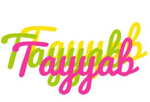 Tayyab sweets logo