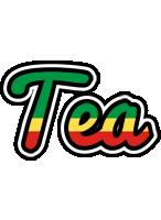 Tea african logo