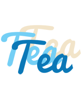 Tea breeze logo