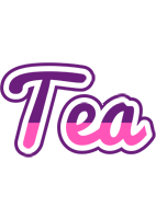Tea cheerful logo