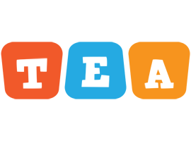 Tea comics logo